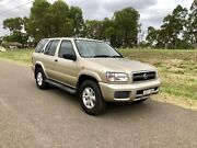2001 Nissan Pathfinder ST (4x4) 4Speed Automatic 11months Rego Low Kms Liverpool Liverpool Area Preview