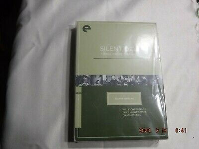 Eclipse Series 42 Silent Ozu/ Criterion Collection