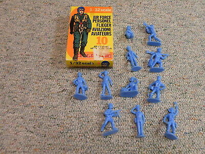 Atlantic 1/32 54mm Box 2106 WW2 Italian Air Force Personnel Lot 1