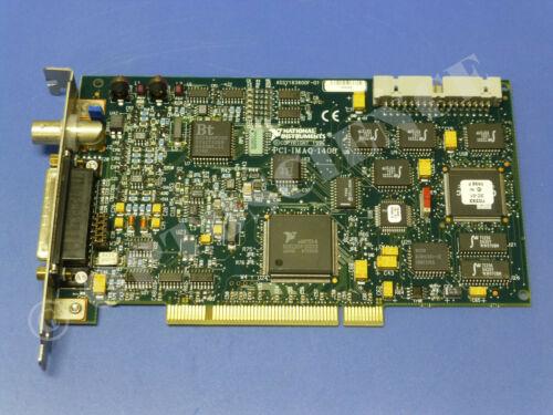 National Instruments PCI-1408 NI IMAQ Video Frame Grabber Card