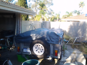 Leisure matters 2015 trooper deluxe camper trailer Kiara Swan Area Preview