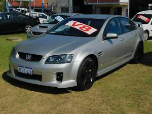 2007 Holden Commodore  SSV ** MANUAL V8 ** 1 YEAR WARRANTY!!