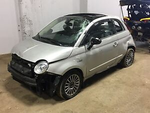2012 Fiat 500 limited edition