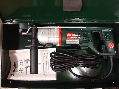 Metabo Brand New Genuine Bhe6015 S Rl Sds-plus 34 Rotary Hammer Drill