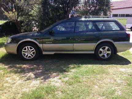 Subaru Outback AWD 2000