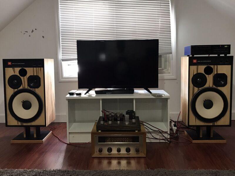 Jbl 4312A Monitors