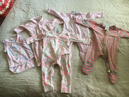 0000 baby - bonds wondersuits, onesies and other assorted clothing