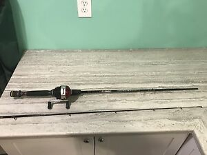 Rhino fishing rod