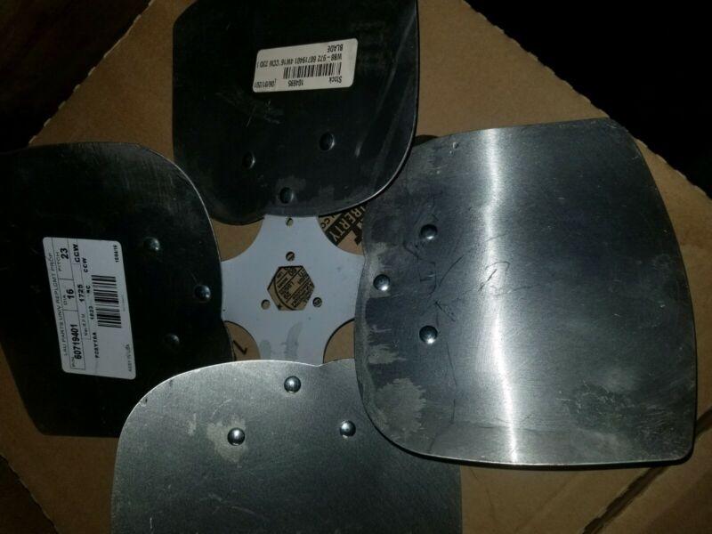 "Lau 60719401 16"" 23° CCW 4 Blade Condenser Fan Blade"