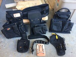 Brand new tool pouches