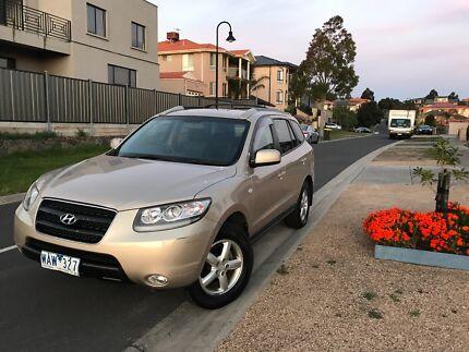 Hyundai Santa Fe 2007 7 Seater cleanest Santa Fe ever low ks
