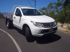 MITSUBISHI TRITON 2015 15000KMS CRUISE BLUE TOOTH AS BRAND NEW College Park Norwood Area Preview
