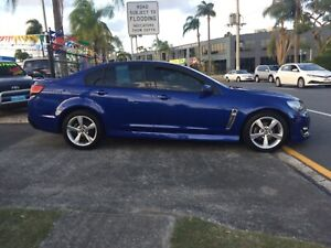 2017 HOLDEN VF SERIES II SV6, rego, rwc, Automatic, low kms!! Nerang Gold Coast West Preview