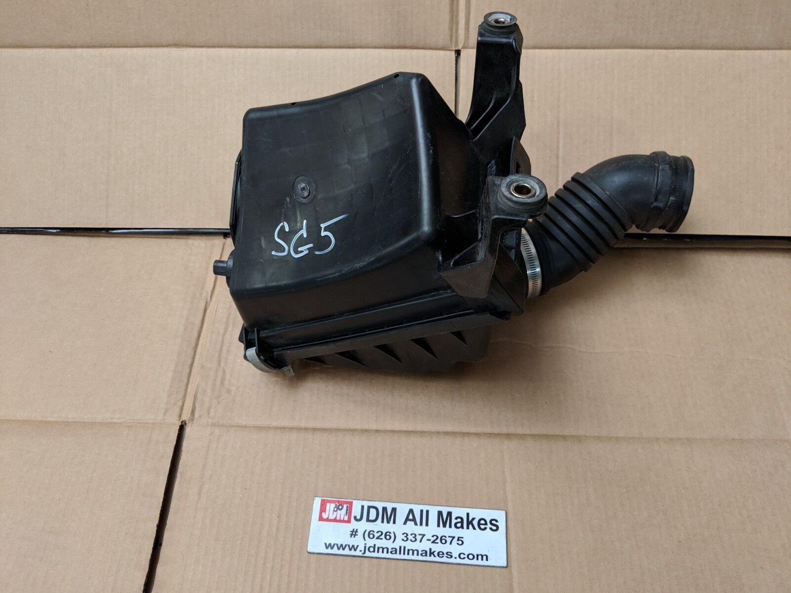 2003-2008 Forester SG5 Air Intake Cleaner Box OEM JDM