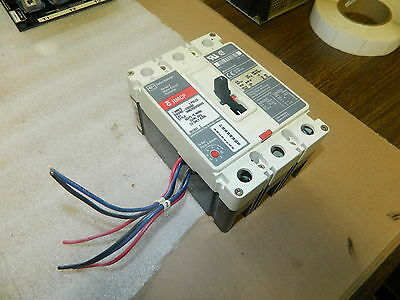 Westinghouse 7A Breaker, HMCP, Cat# HMCP007C0A09, 3 Pole, 600V, USED