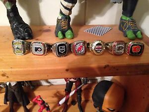 NHL rings $60 or trade for anything