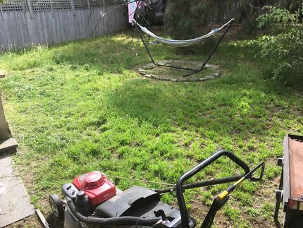 lawn mowing ad