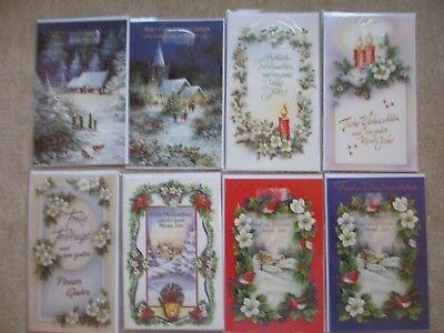 Weihnachten Karten Traditionell