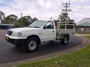 Mazda bravo desiel 4x4 ute 167kms Newcastle Newcastle Area Preview