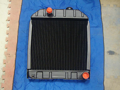 Ford Tractor New Radiator Assembly 2000 3000 4000 4610 Wo Oil Cooler