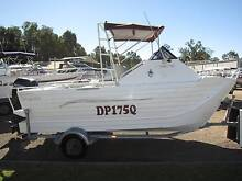 Webster 5.2 Twinfisher Cuddy Tingalpa Brisbane South East Preview