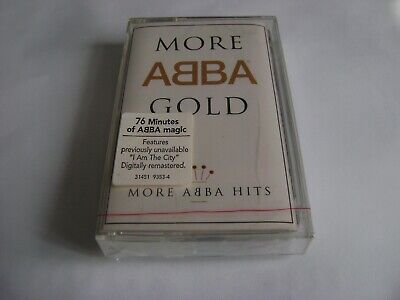 More ABBA Gold: More ABBA Hits by ABBA (Cassette, Feb-1996, PolyGram) sealed