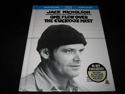 "ONE FLEW OVER THE CUCKOO""S NEST Blu-ray DigiBook UPC# 883929004171"