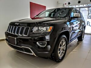 2014 Jeep Grand Cherokee Limited **LIMITED**