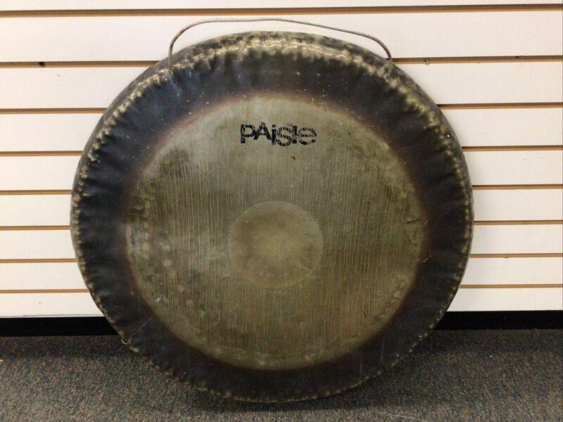 """Paiste 27"""" Gong"""