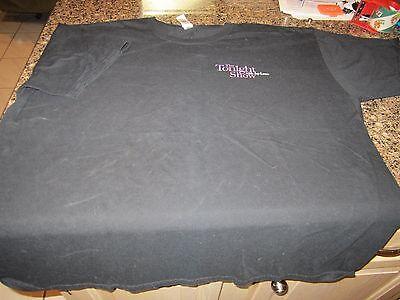 Tonight Show With Jay Leno T-Shirt - Black - XL