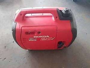 Honda EU20i 2kva Portable Silent Generator Kit Beenleigh Logan Area Preview