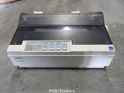 Epson LQ-300+II LQ300 LQ300+ LQ 300+ II Nadel USB Drucker Dot Matrix Printer