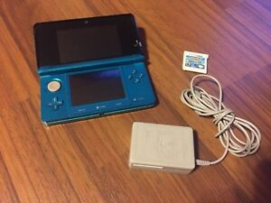 Nintendo 3DS with Pokemon Game