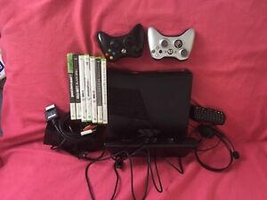Xbox 360 + games and accessories