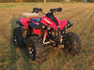 2010 Can Am Renegade 800R