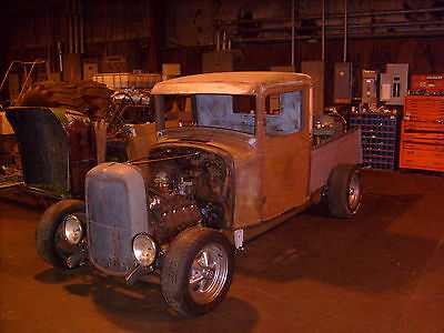 Ford : Other Pickups ***** 1933 ford pick up hot rod street rod barn find