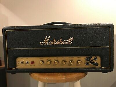 Marshall SV20H Studio Vintage 20W Guitar Amplifier Head
