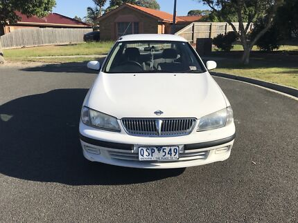 Nissan Pulsar 2001 LX N16 Hampton Park Casey Area Preview