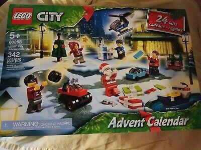 LEGO City Advent Calendar 60268 Playset (342 Pieces)