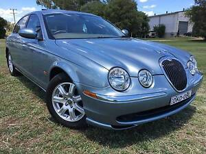 2004 Jaguar S Type V6 auto. Sunroof,Sat Nav. Inverell Inverell Area Preview