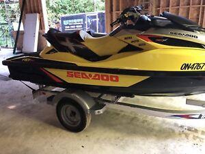 2015 Seadoo RXT-X 260