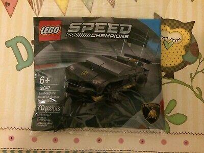 LEGO Polybag 30342 Licensed Speed Champions Lamborghini Huracan Trofeo EVO New