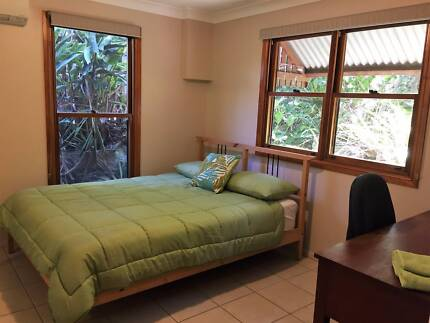 Herston/Kelvin Grove Share 2BR Grannyflat -fully furnished
