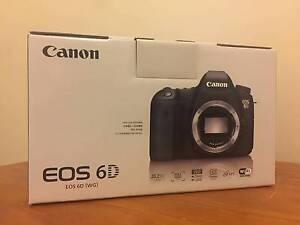 Canon EOS 6D Body Only Parramatta Parramatta Area Preview