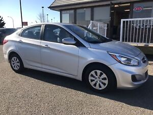 2016 Hyundai Accent GL WINTER TIRES INCLUDED