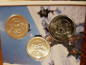 Canadian Tire collectable coins