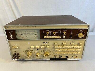 Sound Technology Distortion Measurement System - Model 1700b