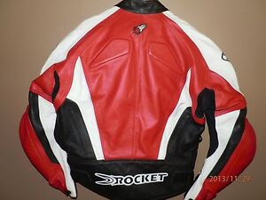 Joe Rocket 2 piece leathers