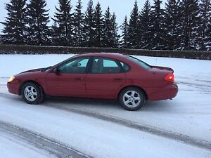 2002 Ford Taurus  Low Mileage
