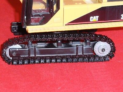 13.5mm Metal Tracks, double grouser  1:50 Scale excavators. FREE SHIPPING